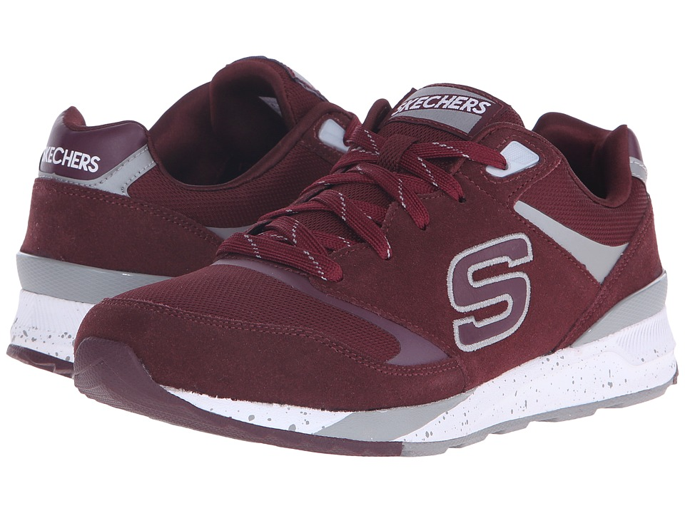 SKECHERS - OG 90 (Burgundy) Men's Shoes