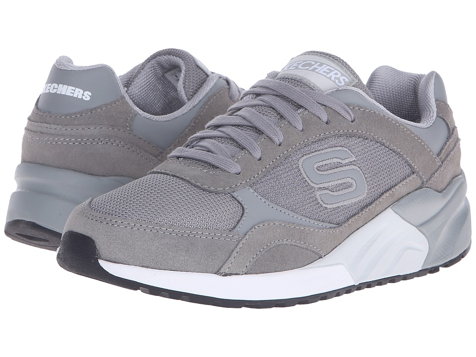 SKECHERS - OG 95 (Gray) Men's Shoes