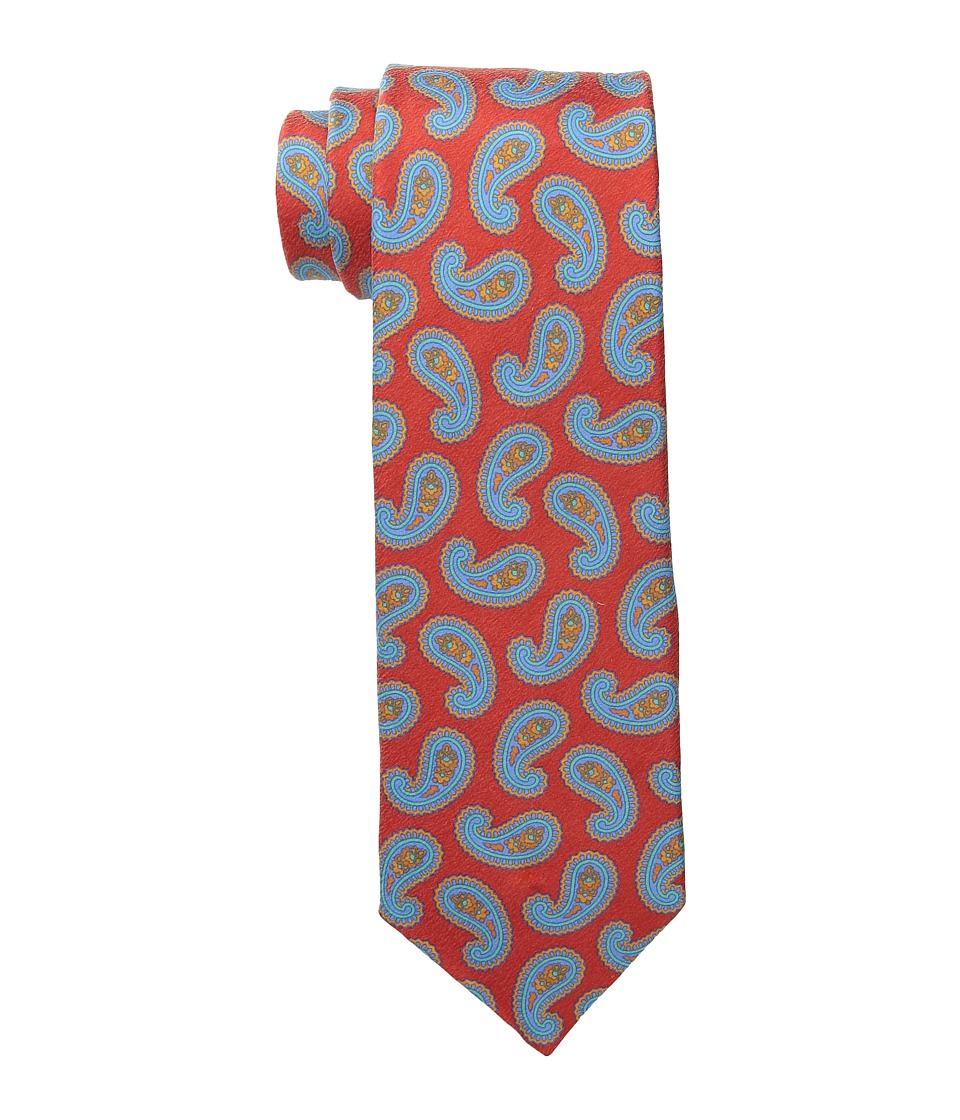 Ted Baker - Speakeasy Pine (Orange) Ties