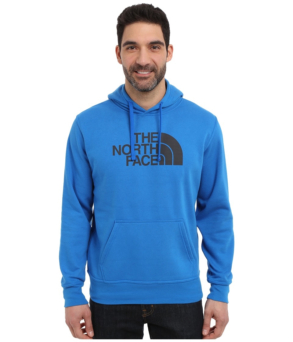 The North Face - Half Dome Hoodie (Bomber Blue/Asphalt Grey) Men's Long Sleeve Pullover