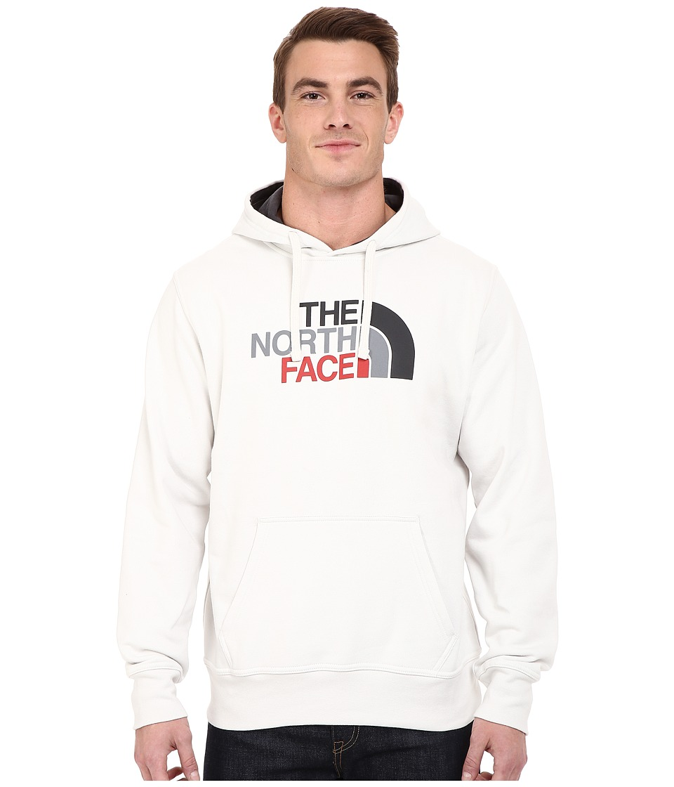 The North Face - Half Dome Hoodie (Vaporous Grey/Asphalt Grey Multi) Men's Long Sleeve Pullover