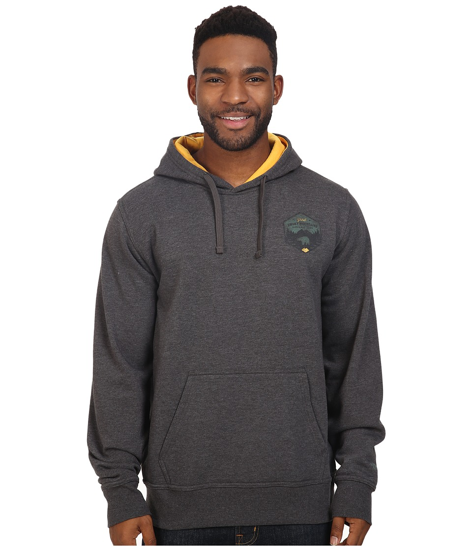 The North Face - National Parks Pullover Hoodie (TNF Dark Grey Heather) Men's Sweatshirt