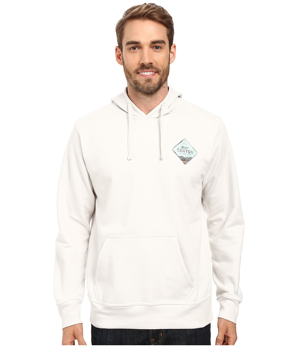 The North Face - National Parks Pullover Hoodie (Vaporous Grey) Men's Sweatshirt