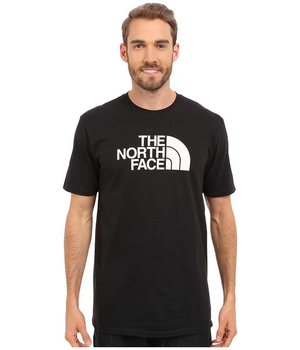 The North Face - Short Sleeve Half Dome Tee (TNF Black/TNF White) Men