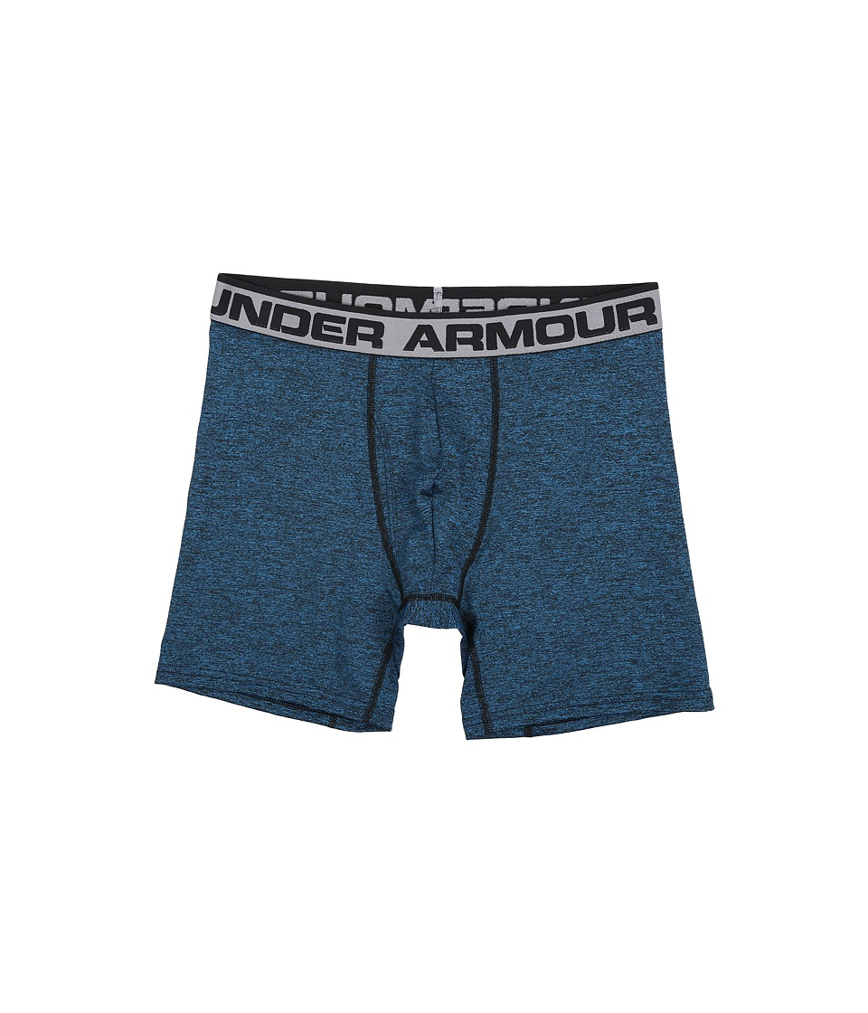 Under Armour - UA Original Series Abe Twist Boxerjock(r) (Academy/Steel) Men's Underwear