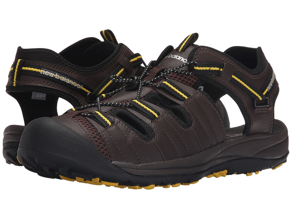 New Balance Appalachian Sandal (Brown) Men