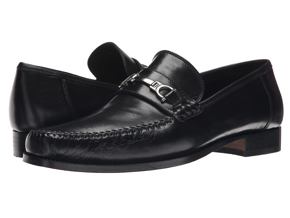 Bruno Magli - Wakiti (Black) Men's Shoes