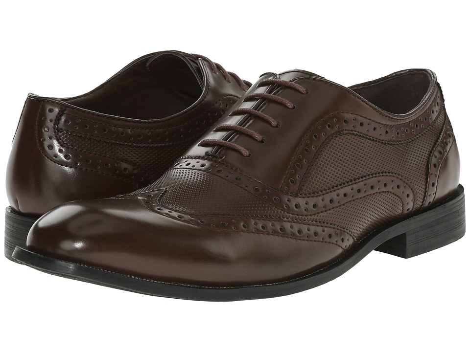 Kenneth Cole Unlisted - Ben-Tley (Brown) Men's Shoes