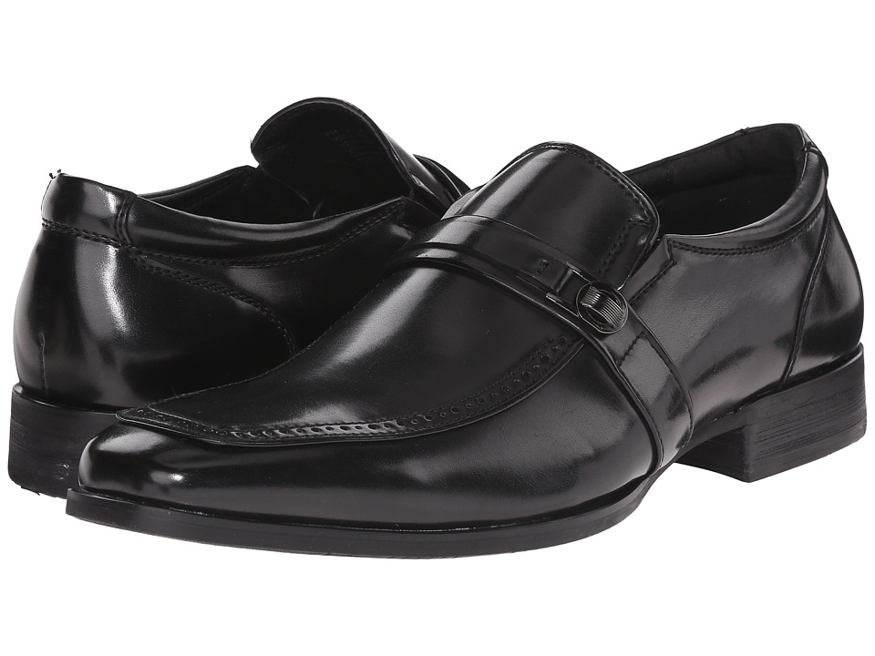 Kenneth Cole Unlisted - Pat on the Back (Black) Men's Shoes