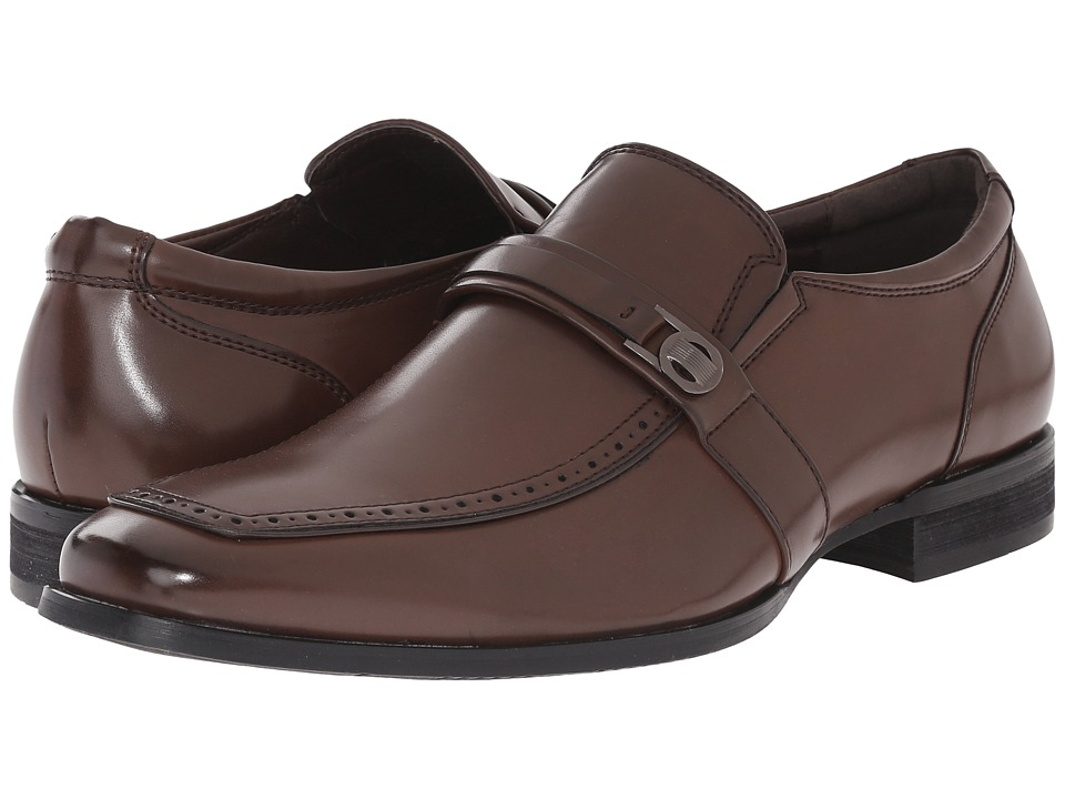 Kenneth Cole Unlisted - Pat on the Back (Brown) Men's Shoes