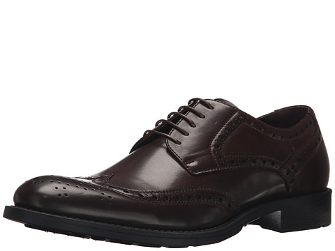 Kenneth Cole Unlisted - Settle-Ment (Brown) Men's Shoes