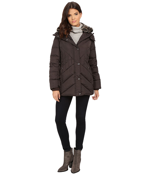 London Fog - L821393L (Brown) Women