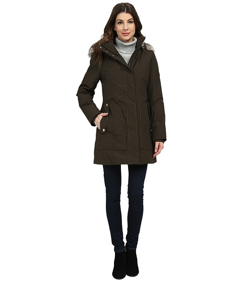 London Fog - L421163L (Olive) Women