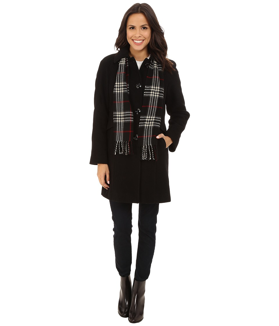 London Fog - L120902F74 (Black) Women