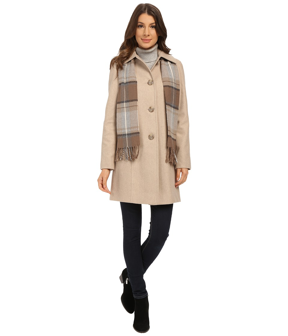 London Fog - L120902F74 (Oatmeal) Women