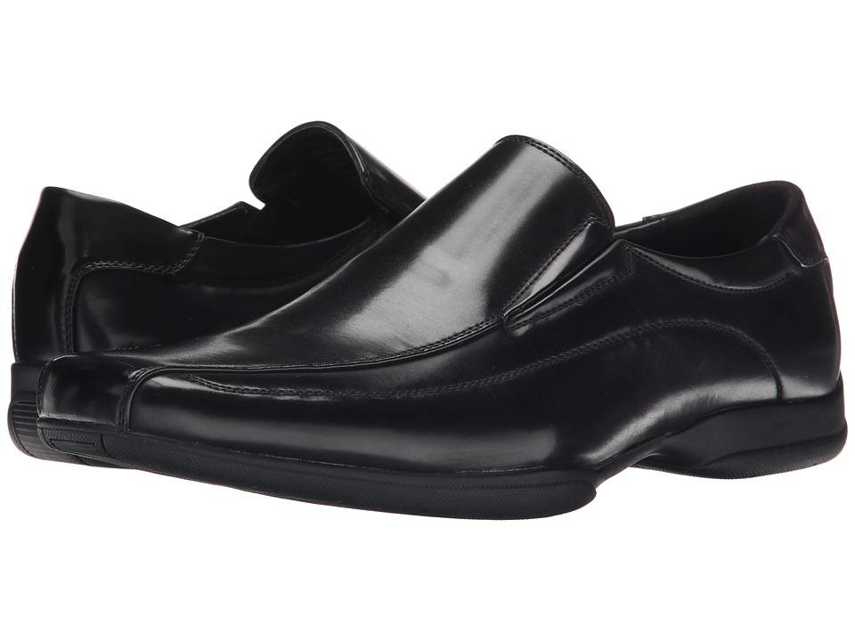 Kenneth Cole Unlisted - Crime Scene (Black) Men's Slip on Shoes