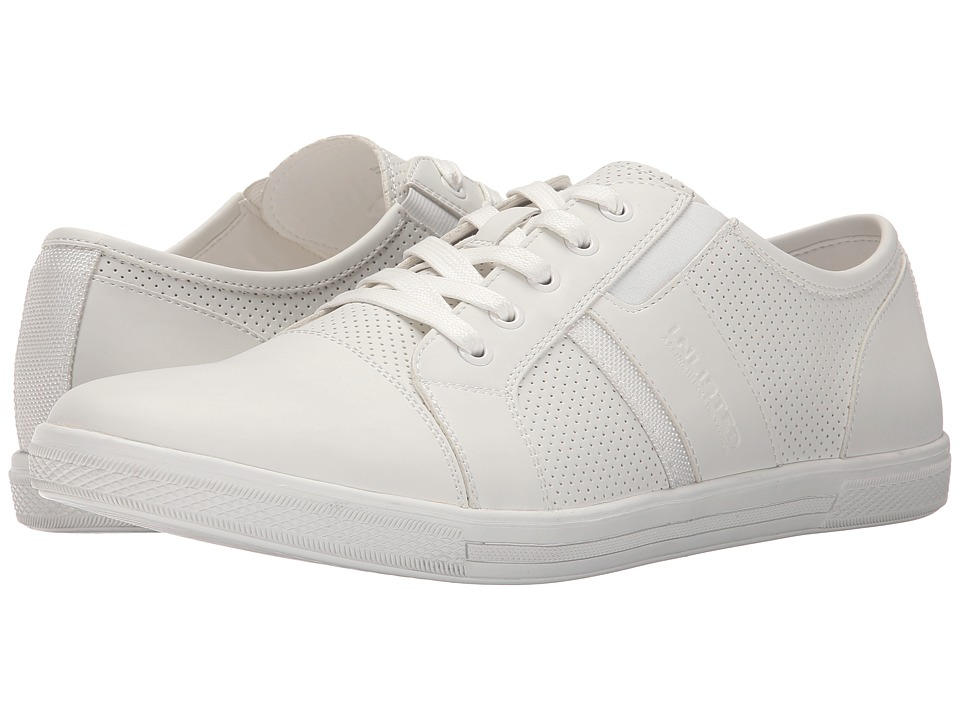 Kenneth Cole Unlisted - Shiny Crown (White) Men's Shoes