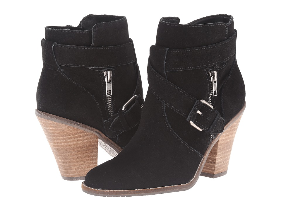 Dolce Vita - Connary (Black Suede) Women