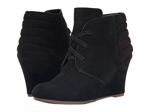 Dolce Vita - Page (Black Suede) Women's Shoes