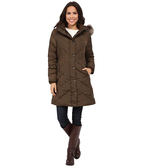 London Fog - L821429L (Kale) Women's Coat