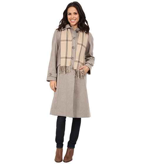London Fog - L111301L (Taupe) Women's Coat