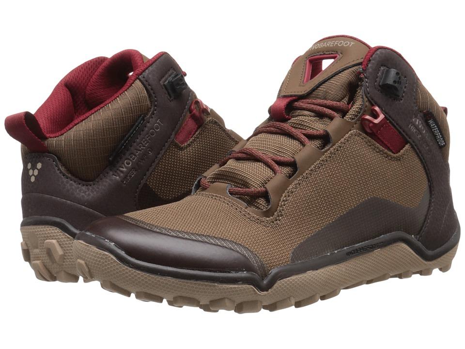 Vivobarefoot - Hiker (Dark Brown) Women's Shoes