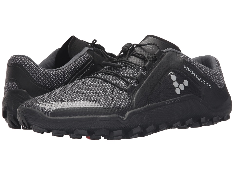 Vivobarefoot - Primus Trail (Black/Charcoal) Men's Shoes