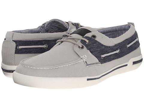 Kenneth Cole Unlisted - Anchor Shot (Grey/Navy) Men's Shoes