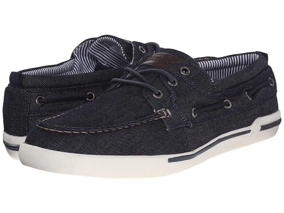 Kenneth Cole Unlisted - Anchor Shot (Navy) Men