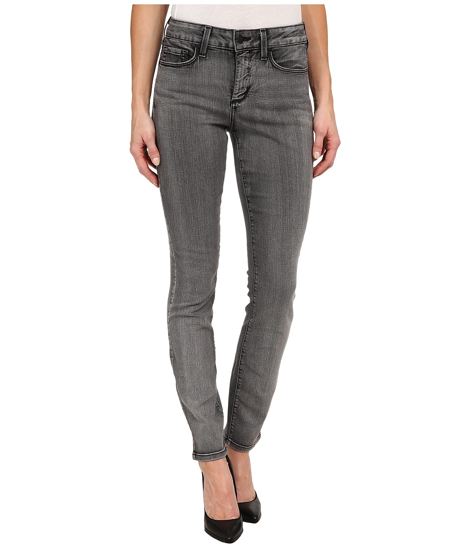 NYDJ - Alina Leggings w/ Embroidery Pocket in Dumont Wash (Dumont Wash) Women's Jeans