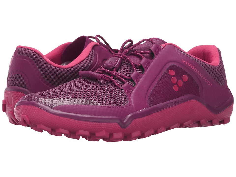 Vivobarefoot - Primus Trail (Purple) Women's Shoes
