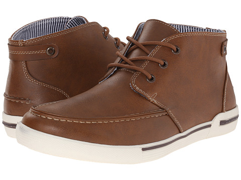 Kenneth Cole Unlisted - Drop Up Anchor (Tan) Men's Shoes
