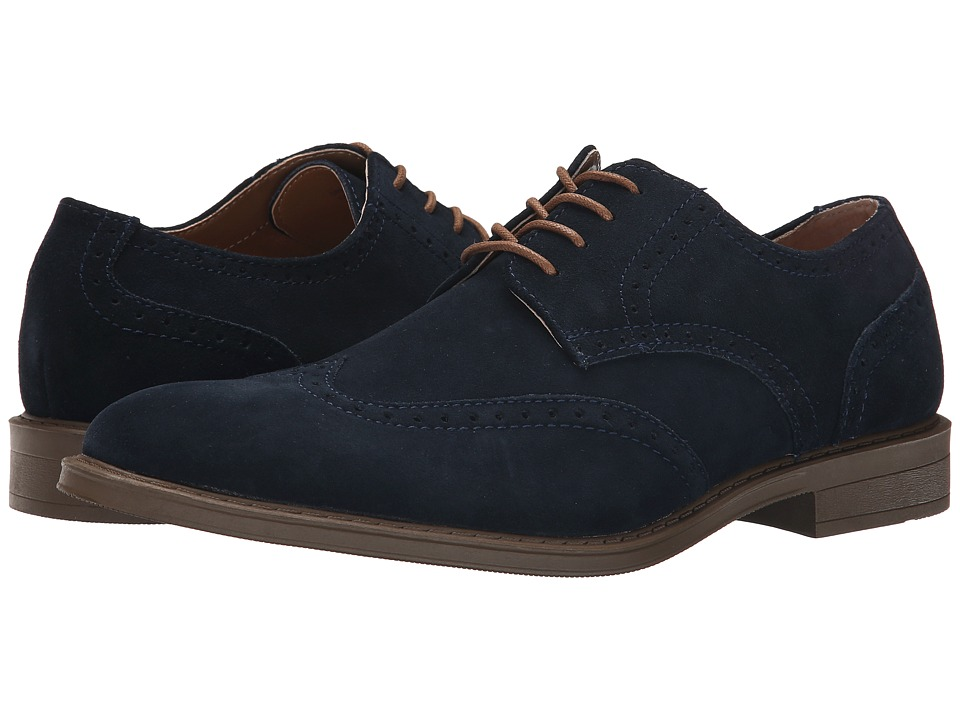 Calvin Klein - Greenwich (Navy Suede) Men