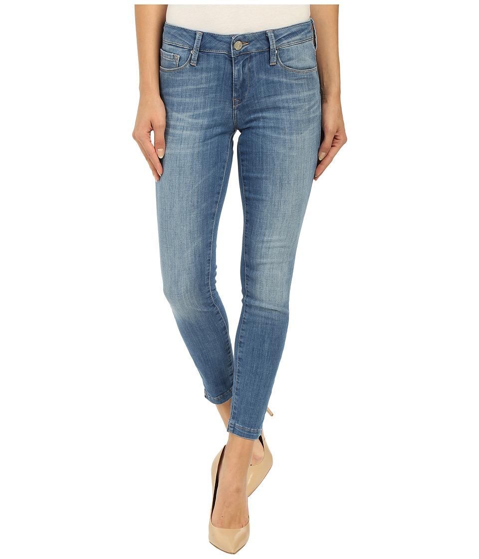 Mavi Jeans - Carrie in Sea Blue Portland (Sea Blue Portland) Women's Jeans