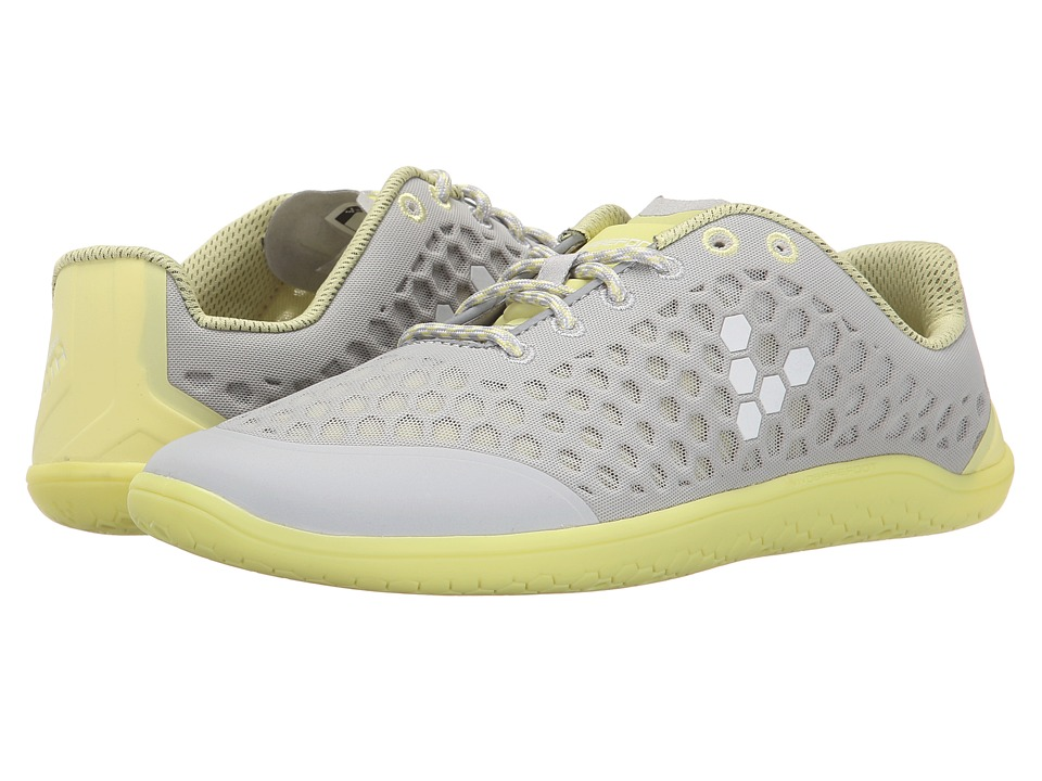 Vivobarefoot - Stealth II (Grey/Lemon) Women's Shoes