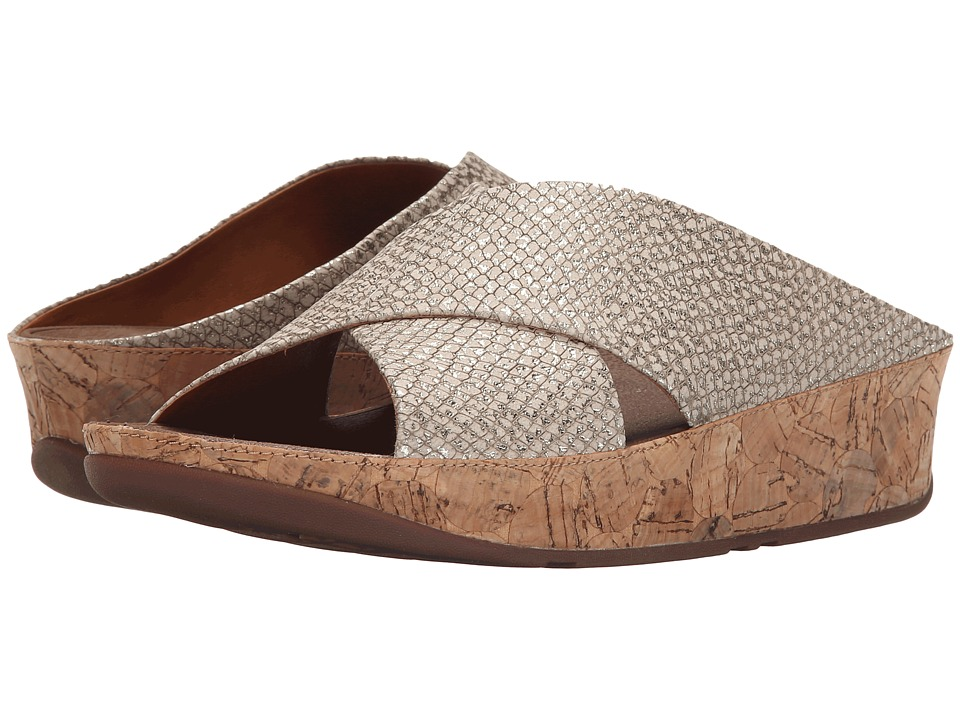 FitFlop - KYS (Silver) Women's Sandals