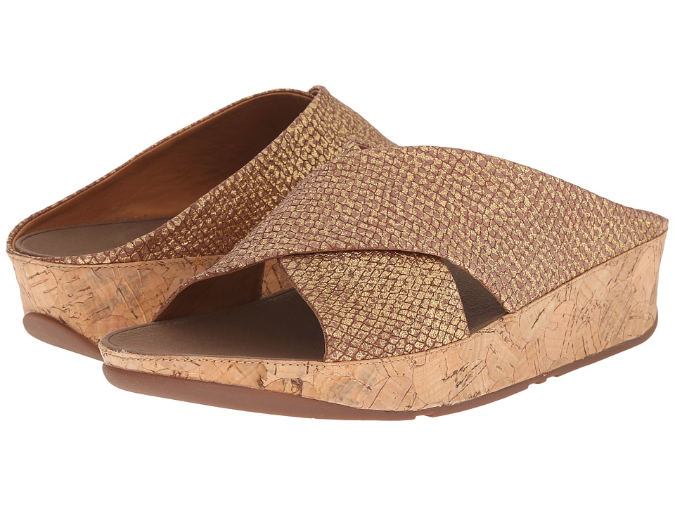 FitFlop - KYS (Copper) Women's Sandals