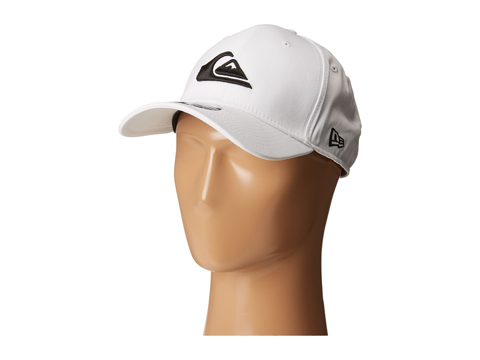 Quiksilver - Mountain Wave Colors Hat (White) Caps