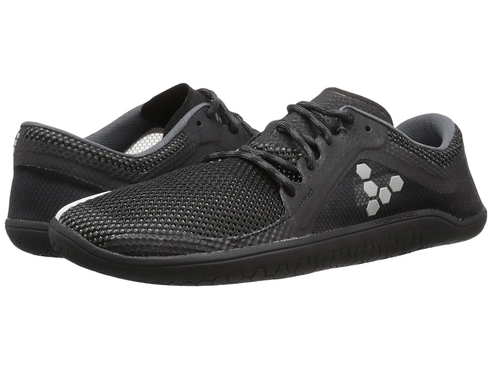 Vivobarefoot - Primus Road (Black/Charcoal) Men's Shoes