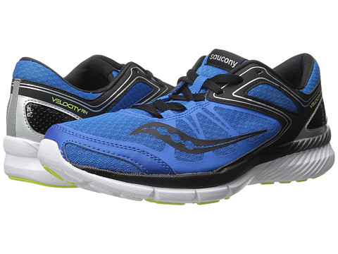 Saucony - Grid Velocity RN (Royal/Black) Men
