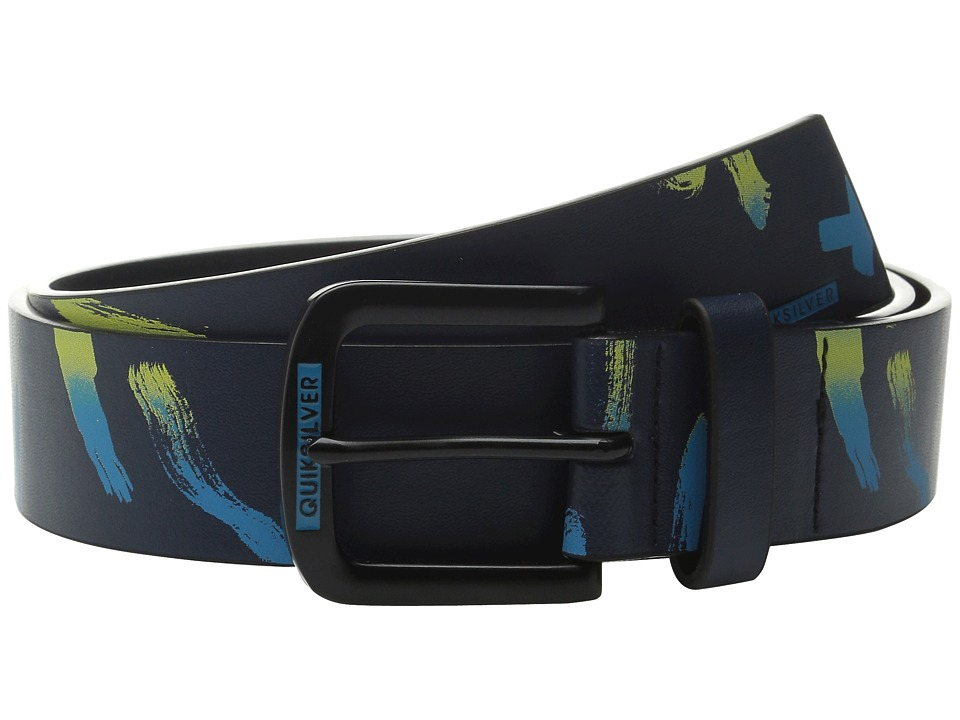 Quiksilver - Re Mix Belt (Navy Blazer) Men's Belts