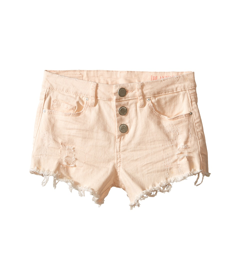 Blank NYC Kids - High Rise Shorts in Heart Breaker (Big Kids) (Heart Breaker) Girl's Shorts