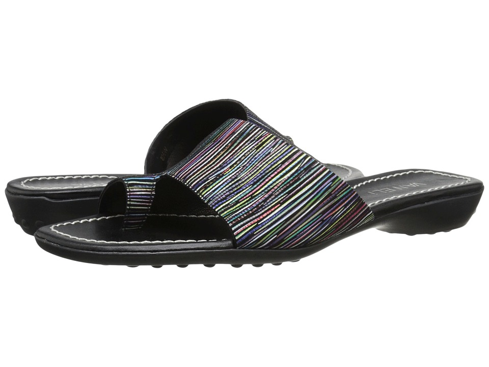 Vaneli - Tallis (Black Multi Jolly Print) Women's Sandals