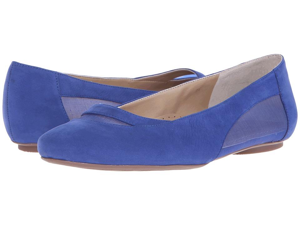 Vaneli - Shirin (Bluette Soft Nabuk/Matching Mesh) Women