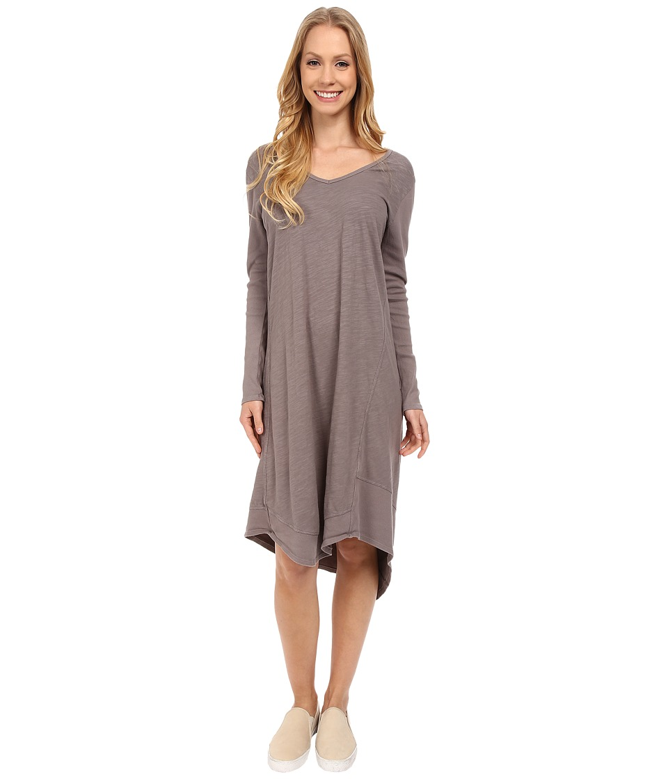 Fresh Produce - Hilton Head Dress (Grey Smoke) Women's Dress