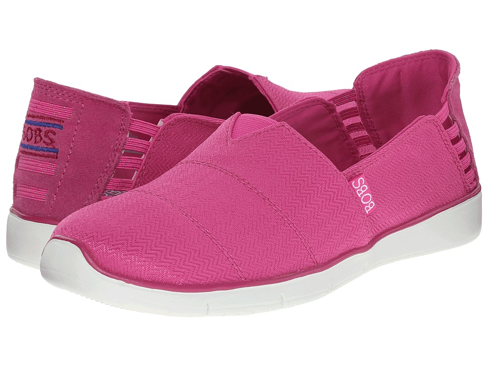 BOBS from SKECHERS - Pureflex 2 (Hot Pink) Women
