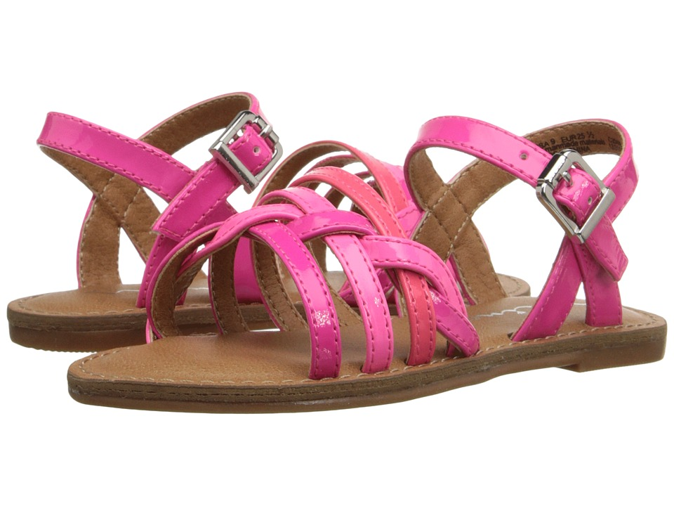 Nina Kids - Clari (Toddler/Little Kid) (Pink Multi) Girl