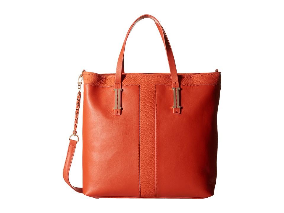 Ivanka Trump - Hudson Shopper (Orange) Tote Handbags