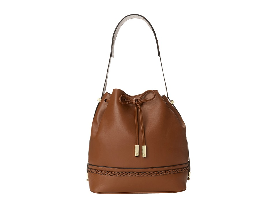 Ivanka Trump - Briarcliff Large Drawstring (Saddle) Drawstring Handbags