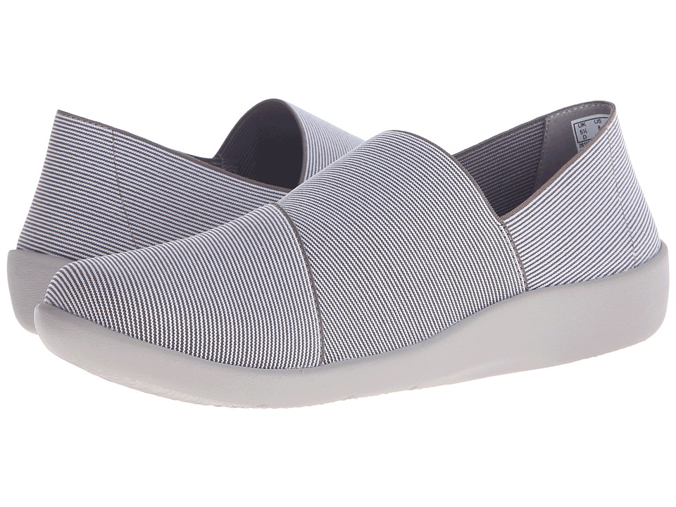 Clarks - Sillian Firn (Sage) Women's Shoes